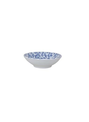 Porland Porland Blue Desen.6 Kase 12cm Renkli